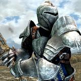 Warden Armour -Silver And Blue   Skyrim - PC   Mods   Bethesda net