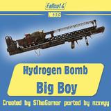 Hydrogen Bomb Big Boy | Fallout 4 - Xbox One | Mods | Bethesda net
