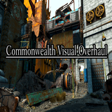 Commonwealth Visual Overhaul [XB1] | Fallout 4 - Xbox One | Mods